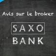 Le premier établissement de notre série de tests, nous avons testé pour vous, la banque d'investissement danoise en ligne SaxoBank.
