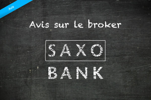 Saxo bank forex broker