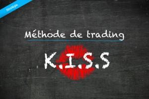 Méthode de trading KISS