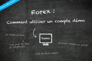 Explication d'un compte de démonstration forex