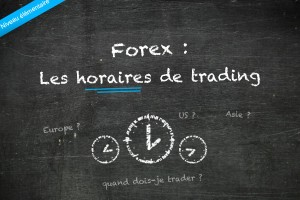 Trader les options forex