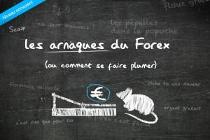 Les arnaques du Forex
