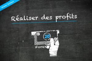 Comment réaliser des profits sur le marché du Forex