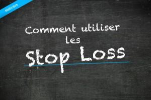 Stop Loss dans le trading du Forex