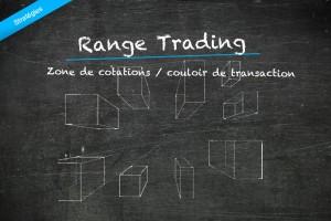 le range trading dans le forex